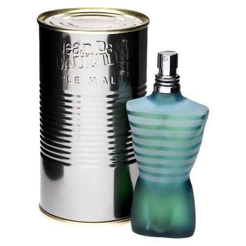 Le Male es un #perfume para #hombre lanzado por la casa de