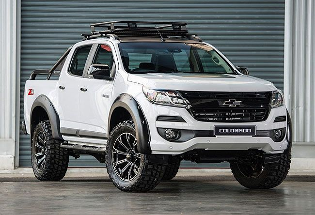 2018 Chevrolet Colorado Colors, Release Date, Redesign