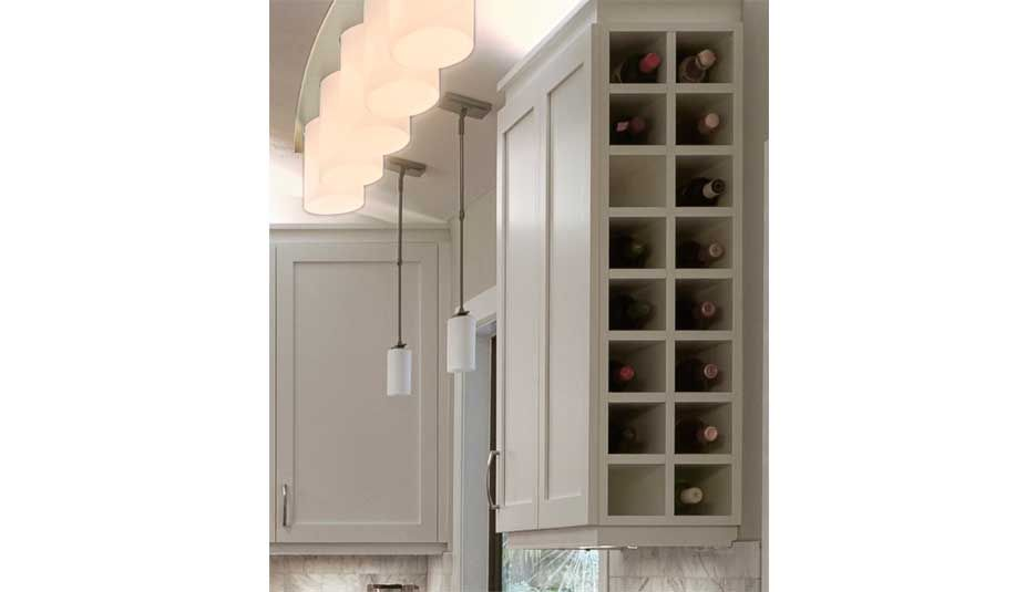 Wine Cubby In Custom Cabinet Yahoo Image Search Results