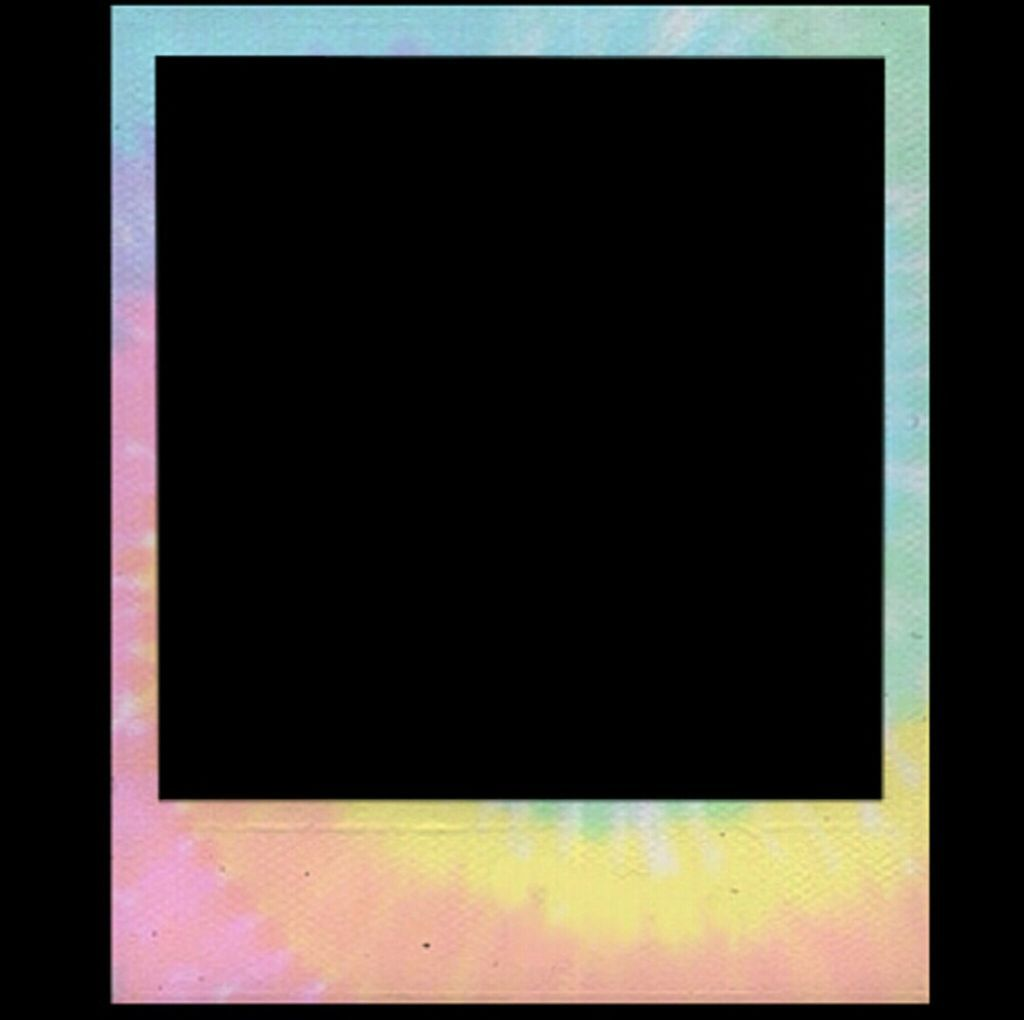 Rainbow Wall Stickers Uk Polaroid Frame Transparent Background Google Search