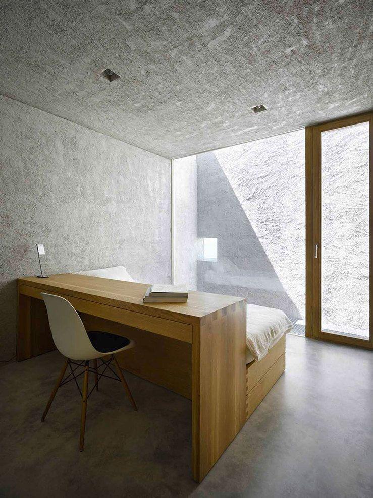 New house in Ranzo WESPI DE MEURON ROMEO ARCHITECTS