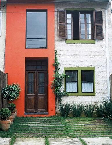 pintura fachadas casas rusticas - Pesquisa Google Fachadas