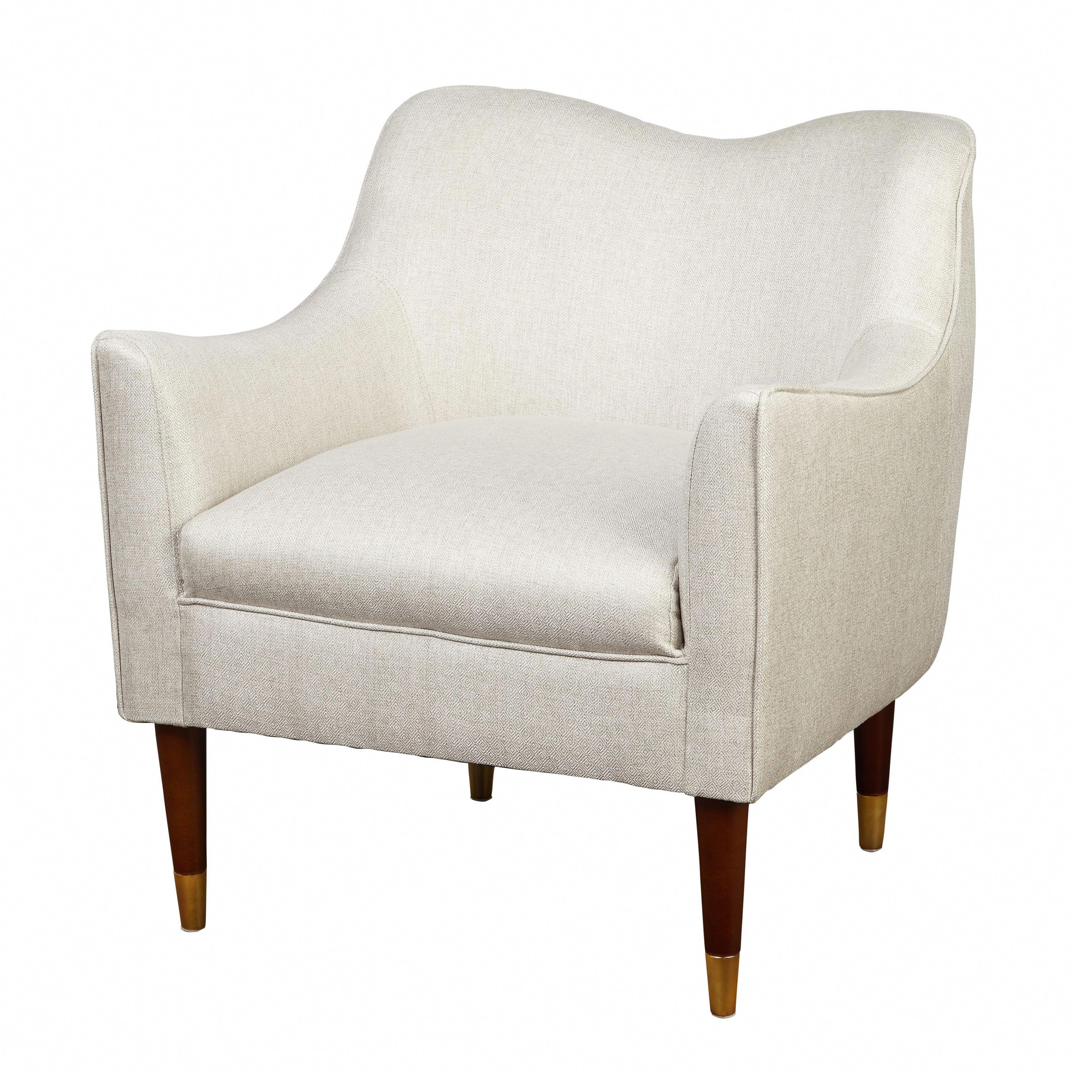 Lifestorey Emma Accent Chair tealaccentchair Chair