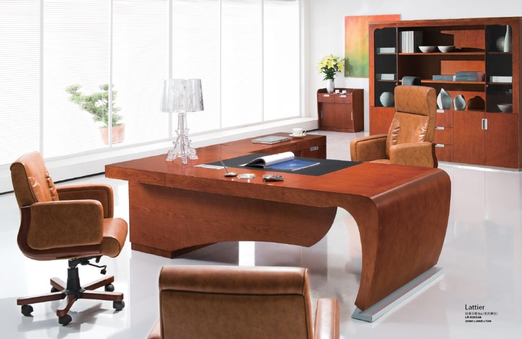 Furniture · Professional Office Desk | Sleek Modern ...