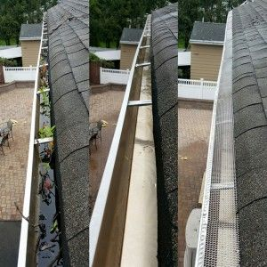 One Stop Shop For All Rain Gutter Solutions Blog For Rain Gutter Solution By Sunshinegutterspro Rain Gutters Gutter Gutters