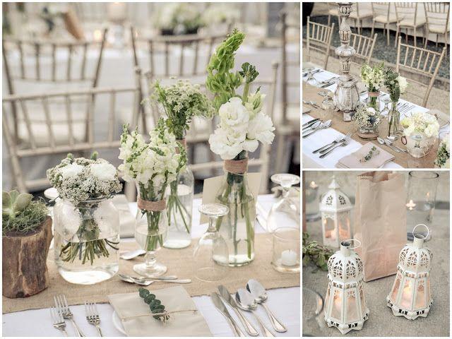 Patrick & Patty Filart's wedding reception's set-up