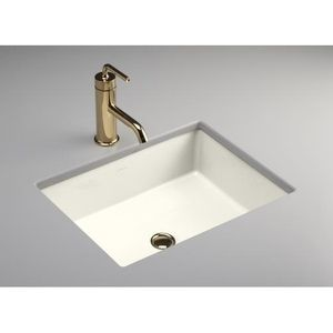 Bath 3 Sink Kohler K2882 96 Verticyl Undermount Style Bathroom