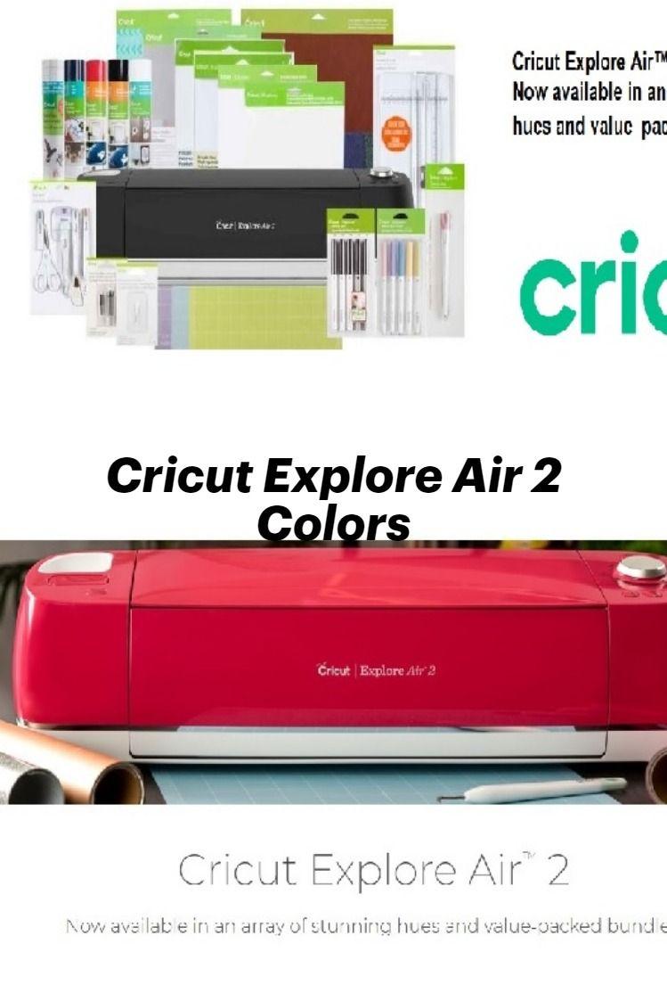 39+ Cricut explore air colors trends