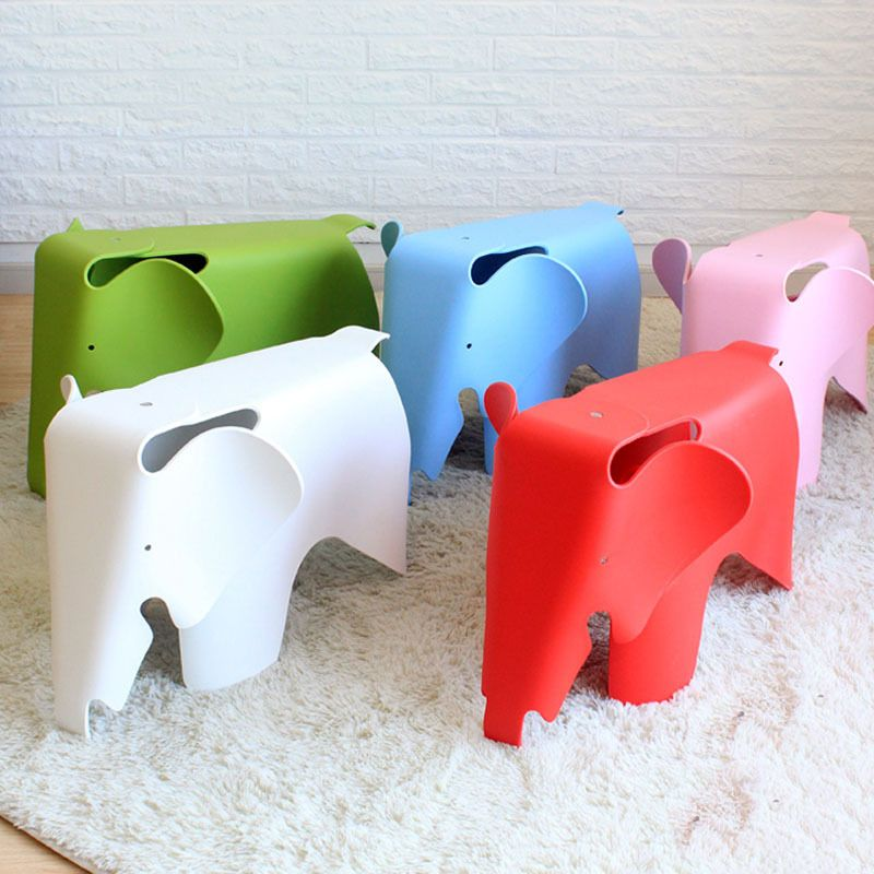 Ch224 Welcomed By The Children Elephant Kids Chair Pp Plastic Chair Children Chair In Room Free Shipping Gajah Gratis Anak
