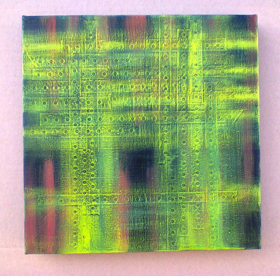 Acrylic painting large abstract original painting wall art modern