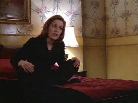 Mulder you're CRAZY.