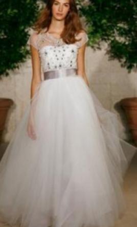 Oscar de la Renta Bridal 82E18 10