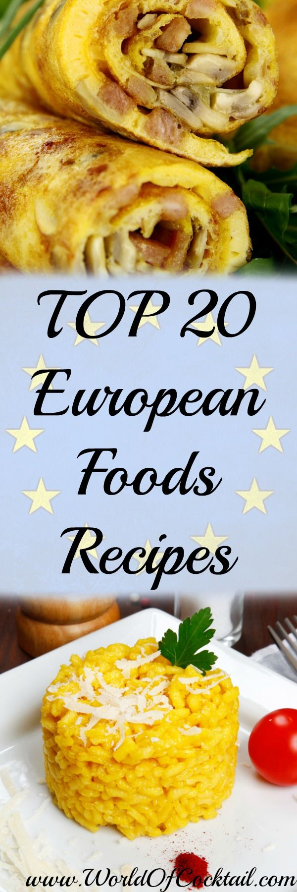 Top 20 european foods recipes pie recipes artichokes and continue travel through the whole of europe in your kitchen with these 20 recipes you can forumfinder Image collections