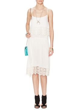 e214042ce Star Lace Trim Dress from Festival Style Feat. Free People on Gilt ...
