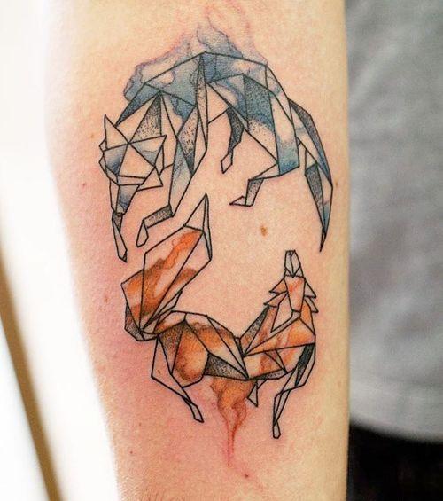 Tatuaje De Zorro Significado Y Disenos Tatuajes Pinterest