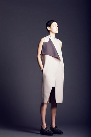 Gabriele Colangelo Pre-Fall 2014 Collection Slideshow on Style.com
