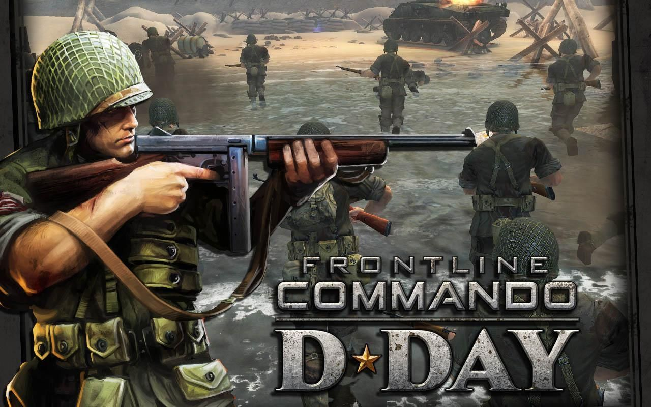 Frontline Commando Frontline Commando D Day With Images Game
