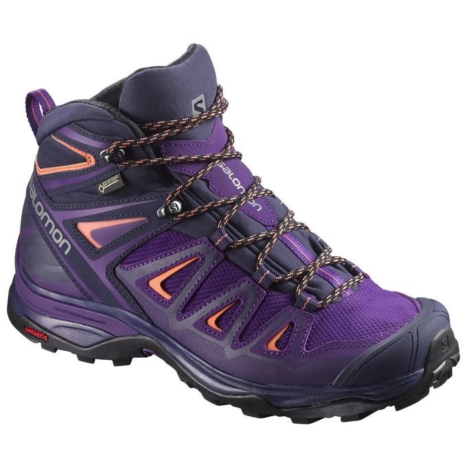 X Ultra 3 Mid Gtx W Hiking Boots Women Best Hiking Boots Best Hiking Shoes
