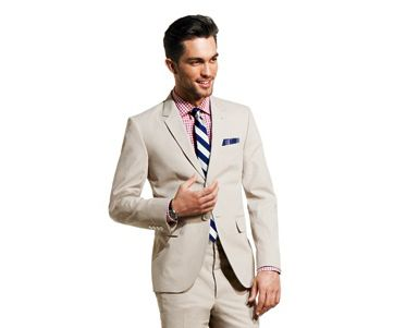 How to pair striped shirts with striped ties