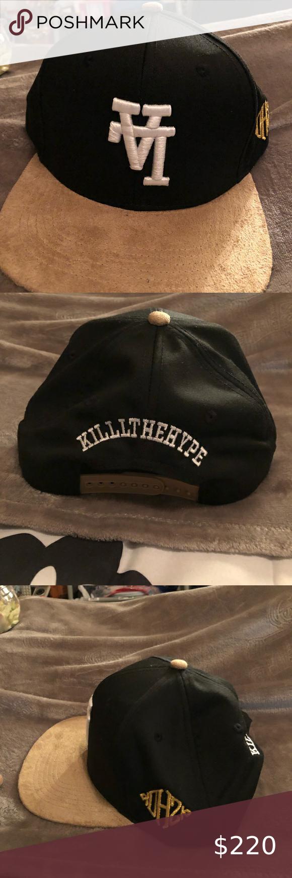 Kill The Hype Black And Brown La Cap Brand Moodboard