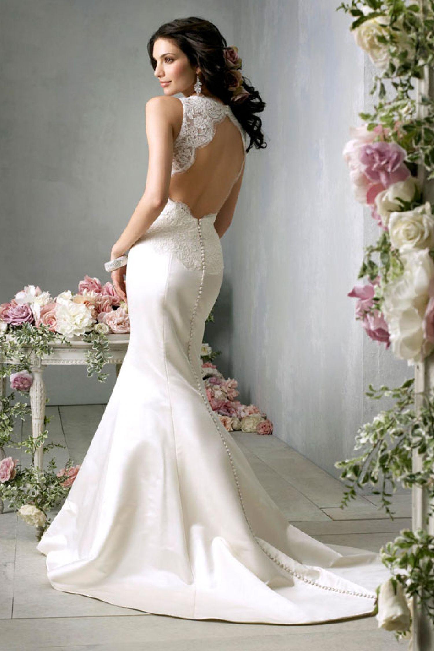 Amazing mermaid wedding dresses wedding dress mermaid