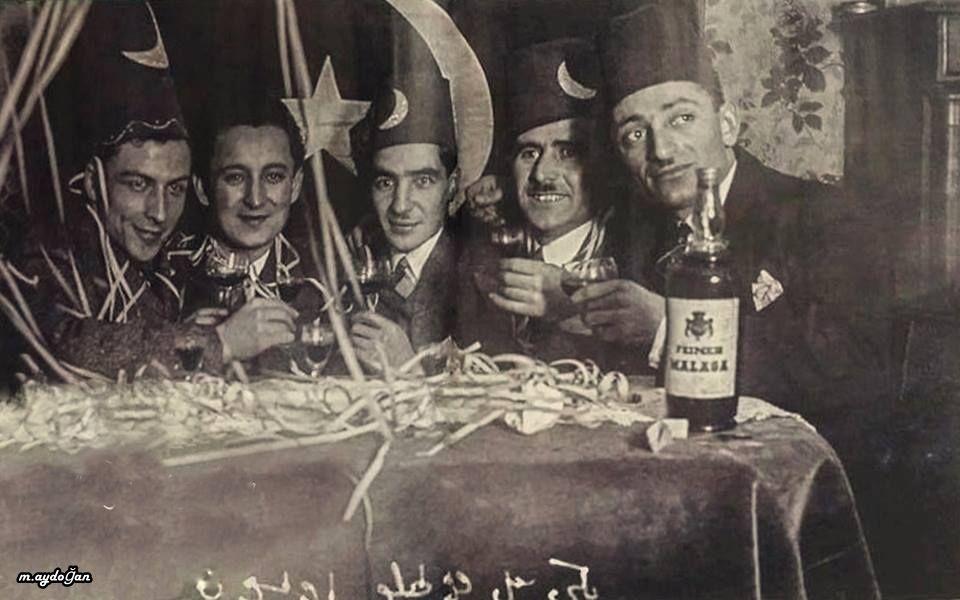 31 Aralık 1934 yılbaşı