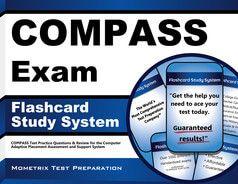 Free COMPASS Exam Practice - COMPASS Practice Test