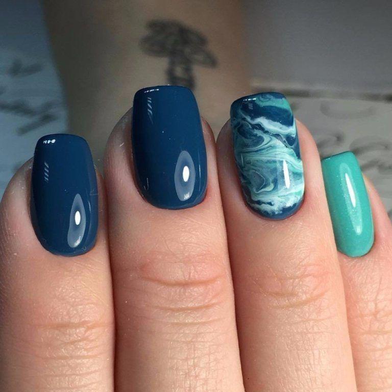 40 Best Shellac Nail Art Design Ideas Ecstasycoffee: +40 Smart Idea For Gel Polish Nails 2018