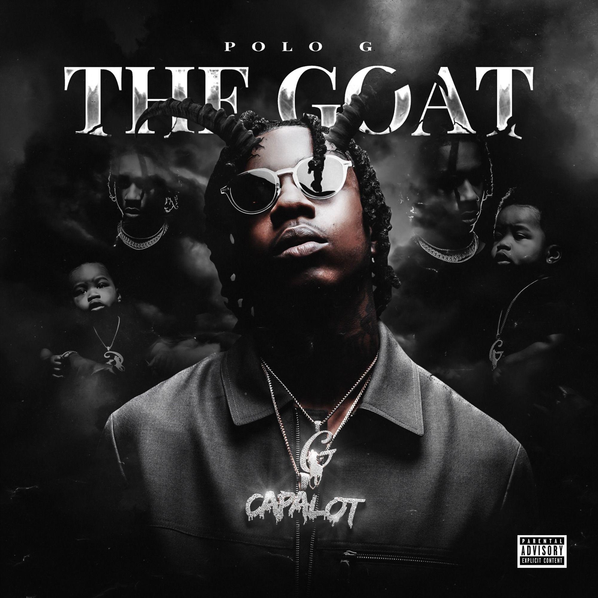 Polo G The Goat Iconic Album Covers Music Album Cover Rap Album Covers