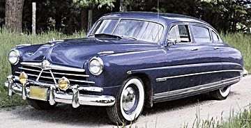 1950s Cars Hudson With Images Vintage Cars 1950s Classic