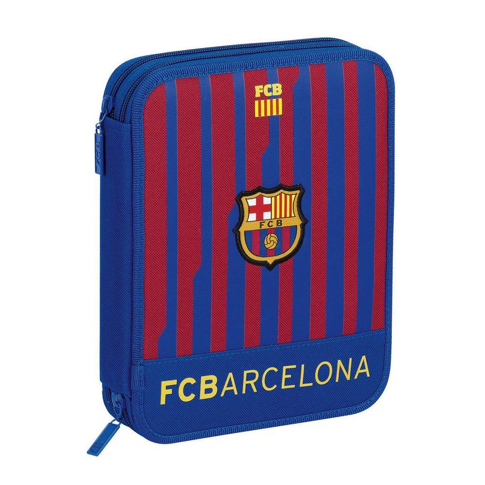 Estuche doble grande completo 55pz FC Barcelona - http://regalosoutletonline.com/regalos-originales/cole-nino/estuche-doble-grande-completo-55pz-fc-barcelona
