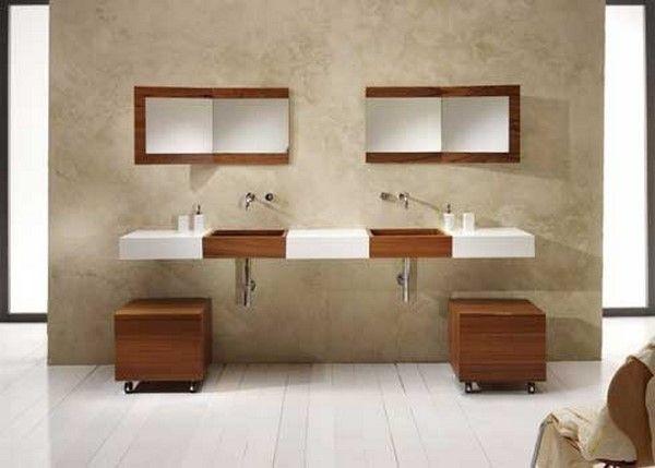 Innenausstattung badezimmer  Moderne Elegante Innenausstattung - Badezimmer - Schone Layout und ...