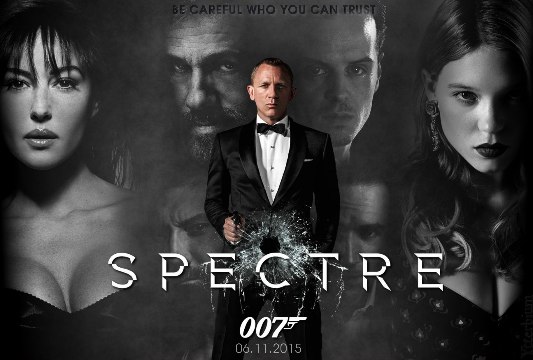 Get Amped First Look At The New James Bond Film Spectre Bond