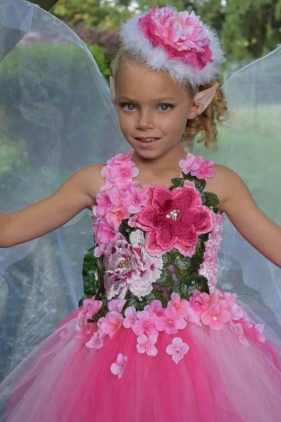 Blue Fairy tutu dress,blue periwin fairy costume dress.Fairytale ...