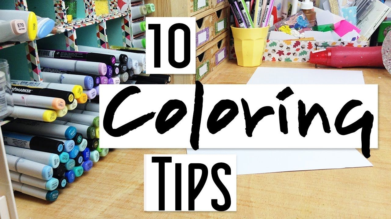 10 tips for coloring picking and using colors in art