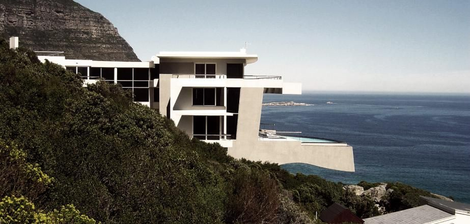 Sanctuary House In Cape Town By Saota Mathwatson