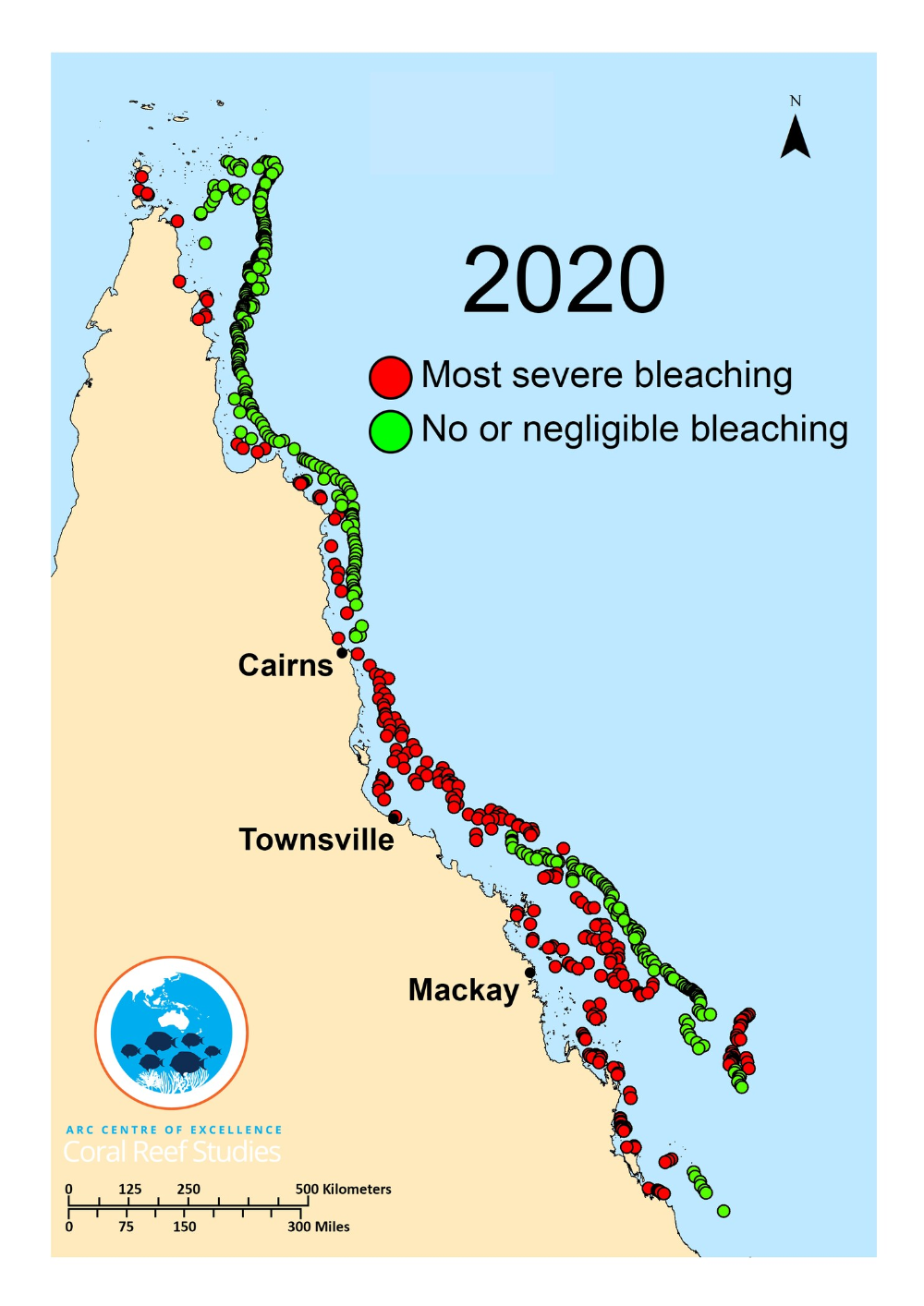 Great Barrier Reef Suffers Its Largest Mass Bleaching Event On Record The Washington Post In 2020 Great Barrier Reef Coral Bleaching Reef
