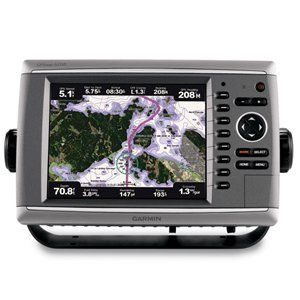 Zzz  GPSMAP 6208 GPS Chart Plotter