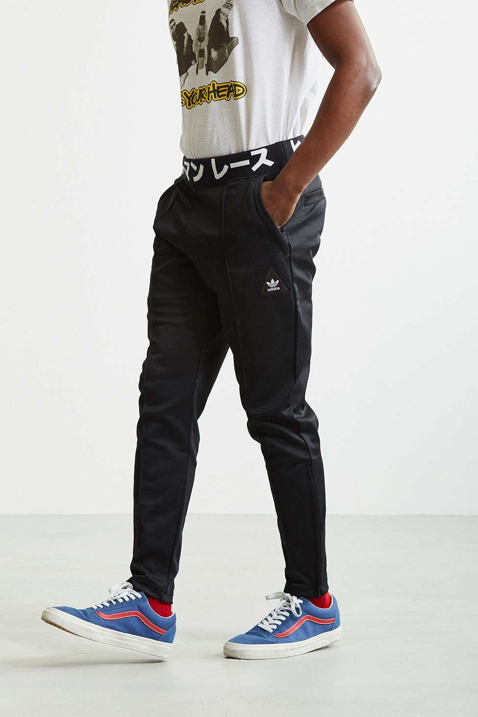 1fc3501de294c adidas X Pharrell Williams Tapered Track Pant
