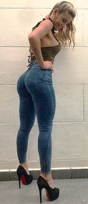 Pin By Mr T Capello On  Hot Hot In Denim  Jeans In -4888
