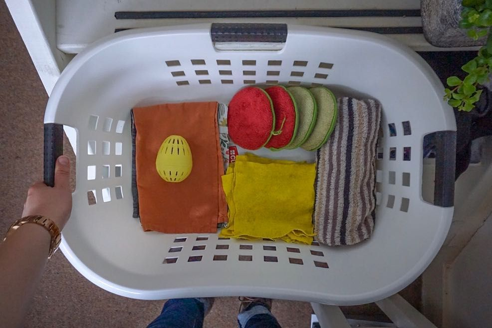 6 Sustainable Laundry Ideas That Will Save You Money In The Whole