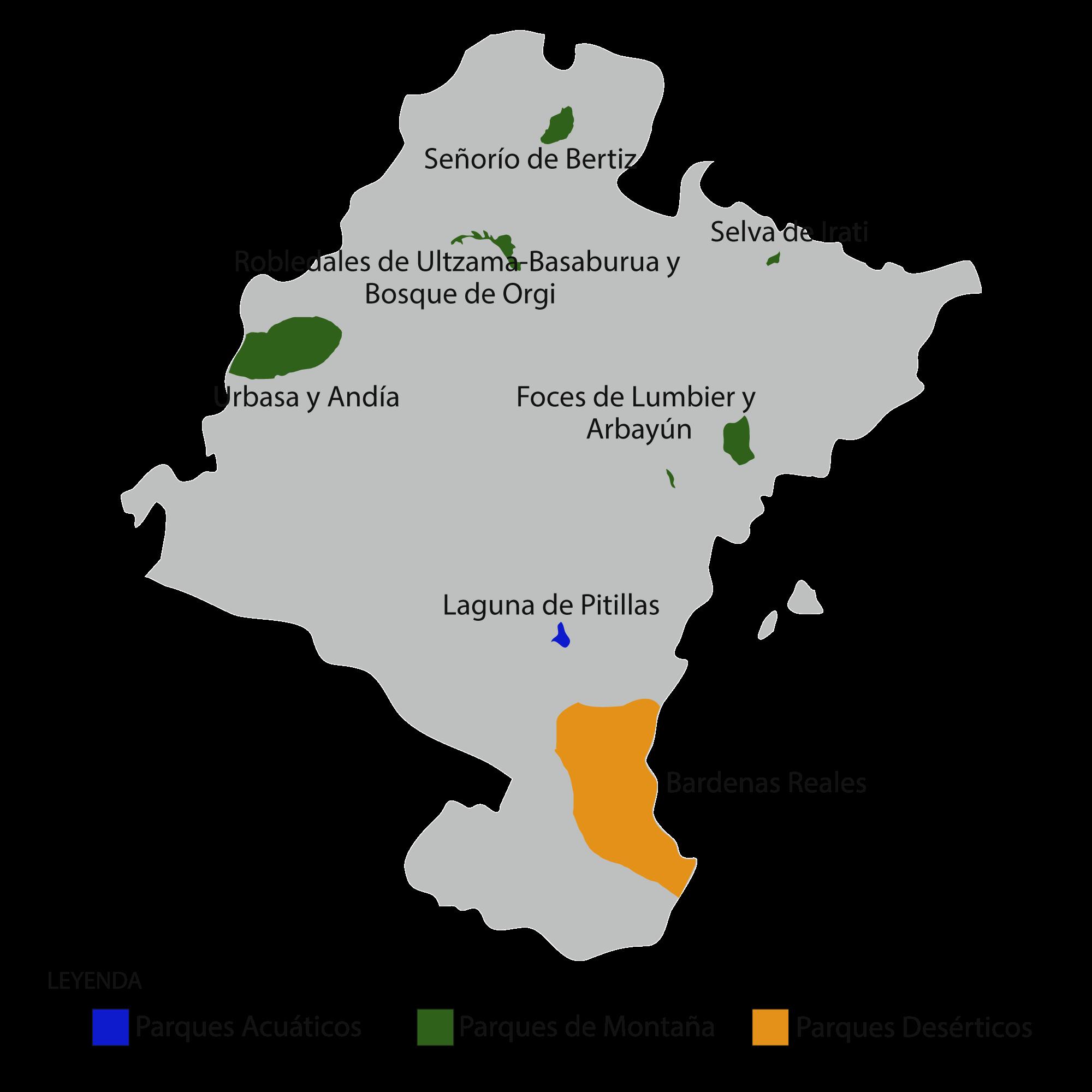 Mapa Selva De Irati.Foz De Lumbier Foz De Arbayun Navarra Como Llegar Mapas