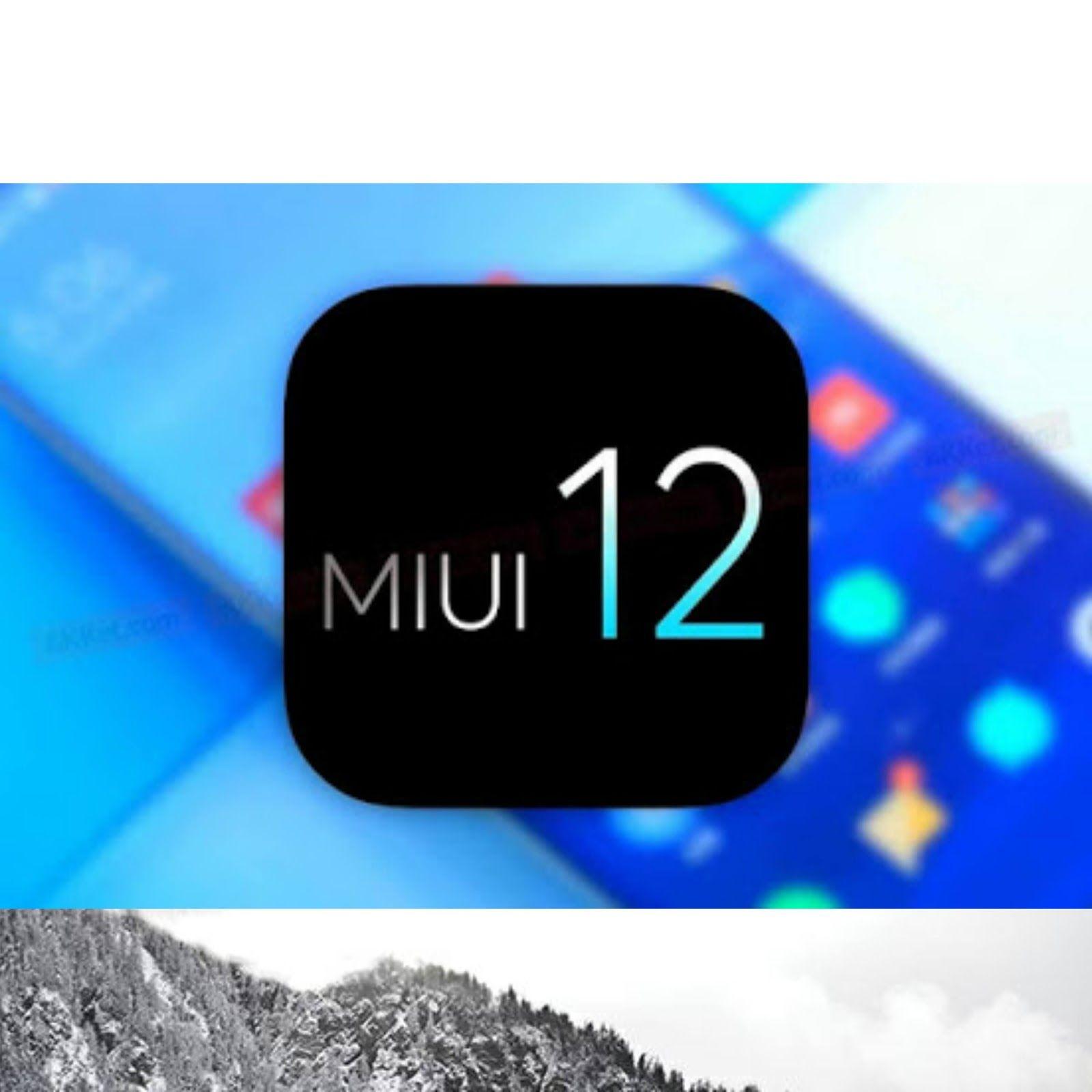 السلام عليكم متابعين موقع ابومريم اليوم سنتعرف علي قائمه الهواتف التي سيصل لها تحديث الواجهه الجديد Miui 12 وذل Streaming Device Apple Tv Electronic Products