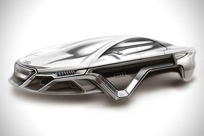 Hover car concept
