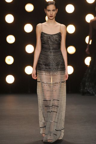 Naeem Khan Fall 2014 Ready-to-Wear Collection Slideshow on Style.com #runway #nyfw