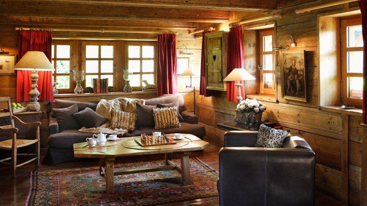 Déco : une ambiance chalet comme au ski - Esprit Libre | ~AMBIANCE ...