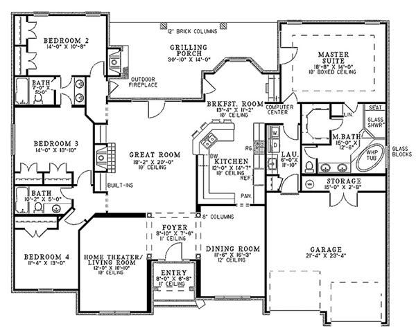 Top 10 Best-Selling House Plans of 2012 - Design, Architecture ...
