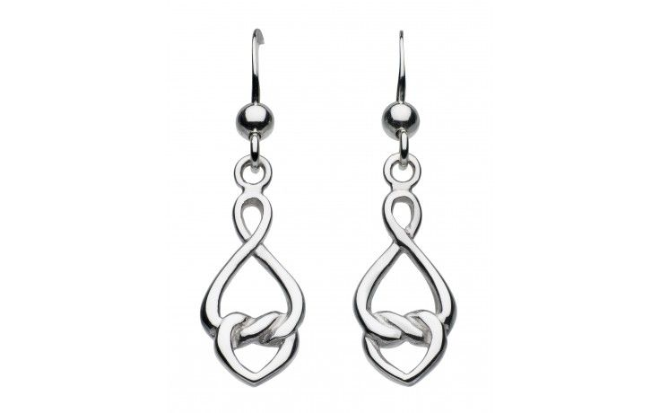 Sterling Silver Heritage Celtic Love Knot Earrings Item 6218hp015 Retail Price 31 00 Available To Order At Andrew Gallagher Jewelers 302 368