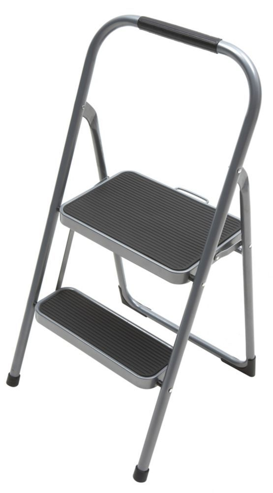 2 Step Highback Step Stool With Images Step Stool