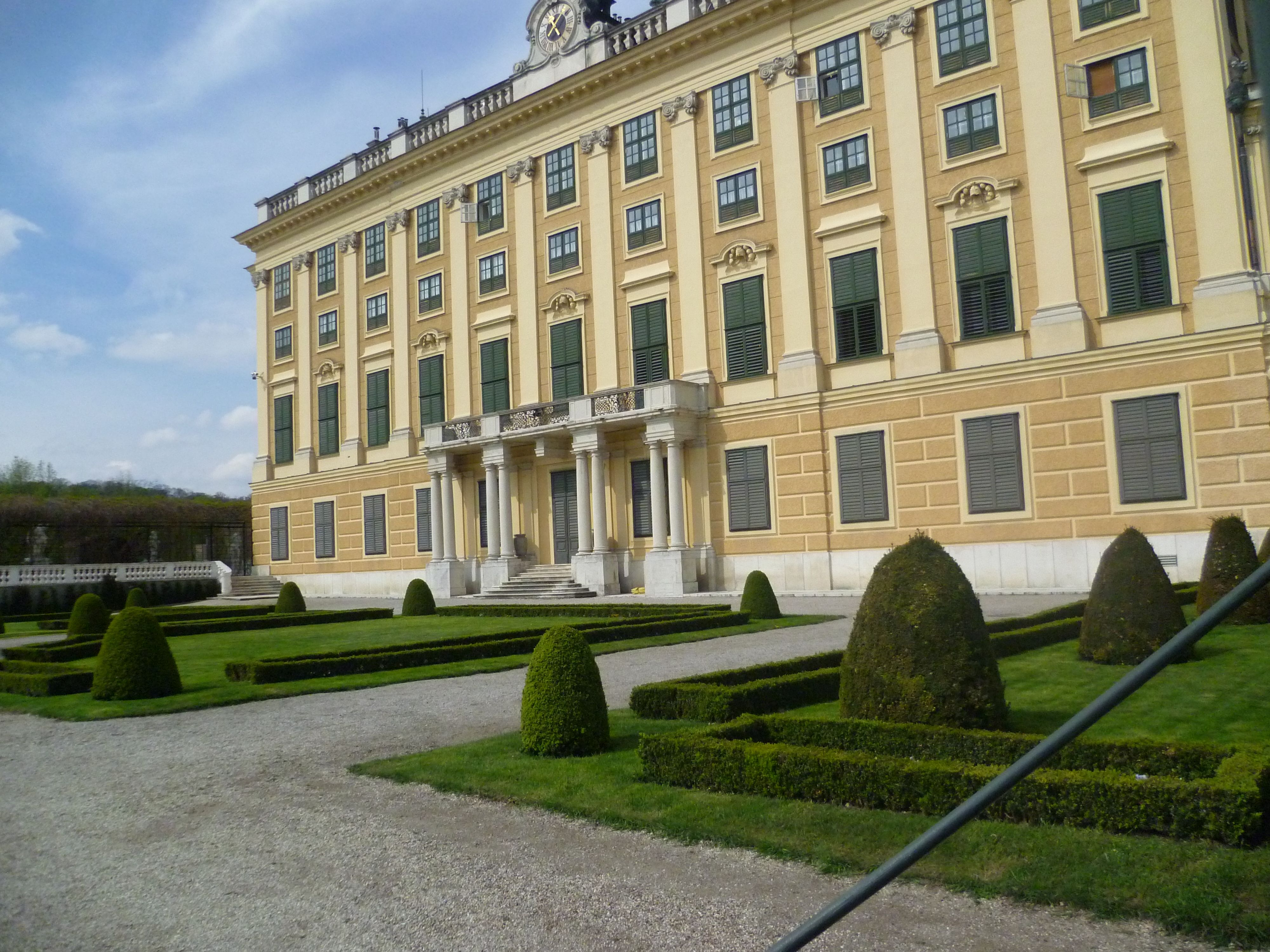 Schloss Schonbrun Schloss Schonbrunn Schloss Schonbrunn